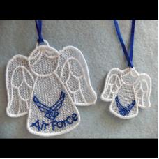 Air Force Angel FSL 4x4 Mini