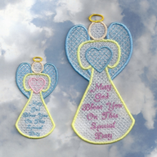 Angel Blessings FSL 2 Sizes 01