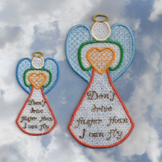 Angel Blessings FSL 2 Sizes 09