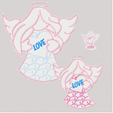 Angel Of Love FSL All 3 Sizes