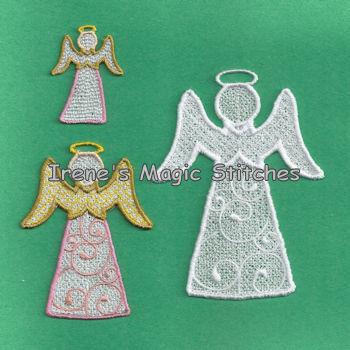Christmas FSL Angel 3 Sizes 02