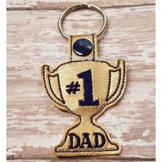 #1 Dad Snap-it ITH
