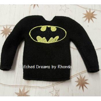 Bat Guy Elf Shirt