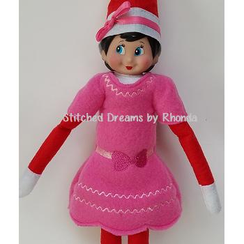 Elf Dress 1 ITH