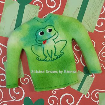 Froggy Elf Shirt